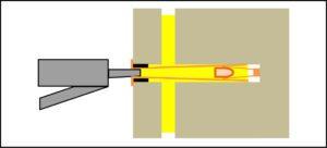 FSNB注入口付アンカーの施工手順5